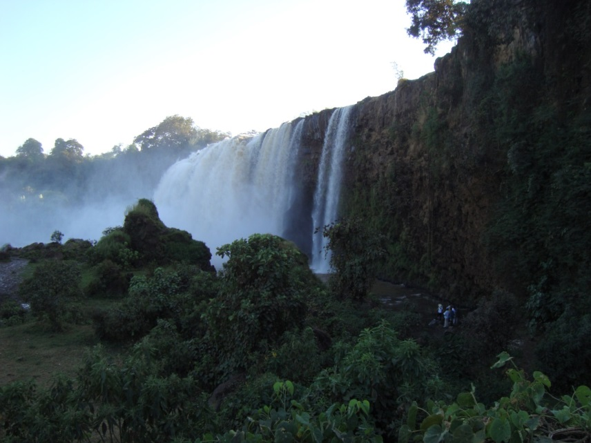blue nile falls c Jan Nyssen